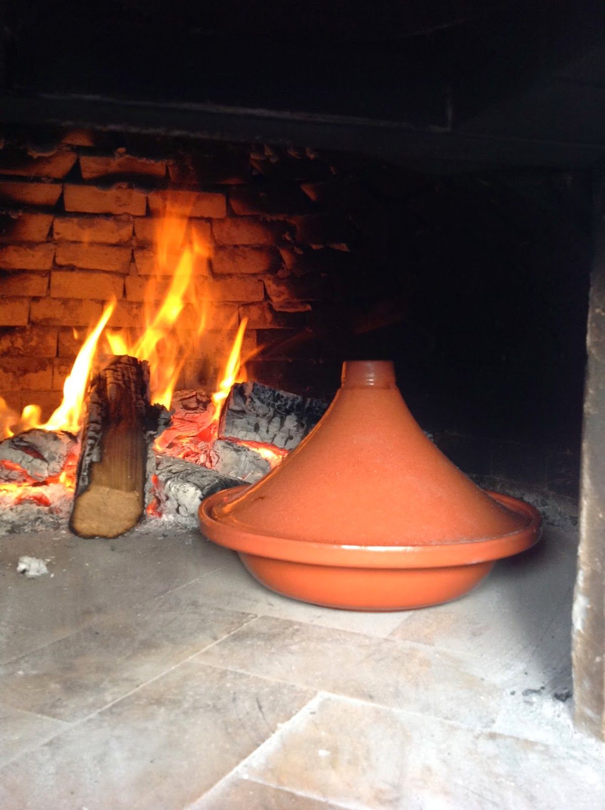 Awesome Moroccan Tagine With A Bit Of Spain (via Cook With Cook). Outdoor OvenWood  ... Amazing Pictures