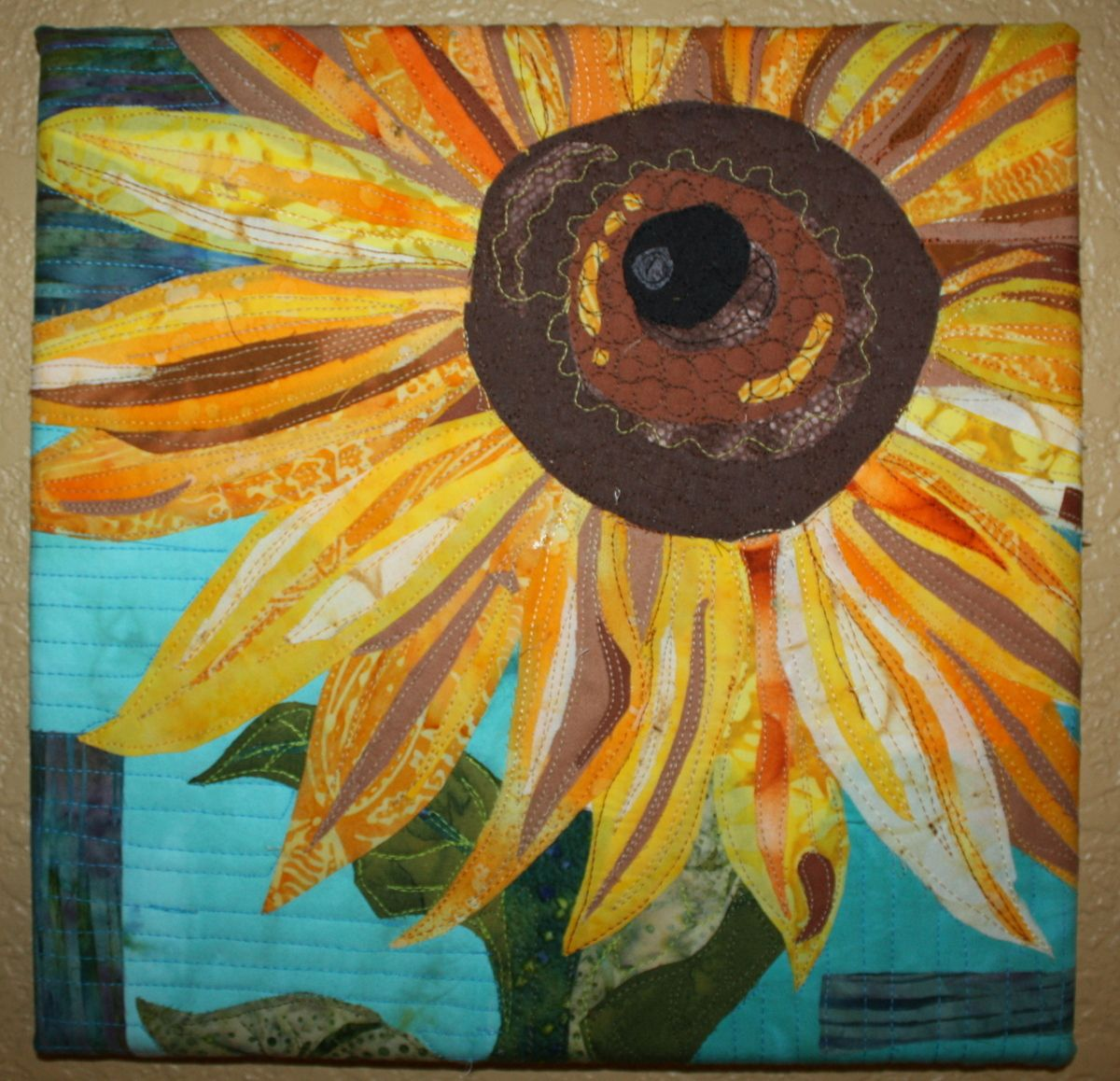Sunflower Class by Jane Haworth Sugar Pine Quilt Shop Grass Valley ... : sugar pine quilt shop - Adamdwight.com