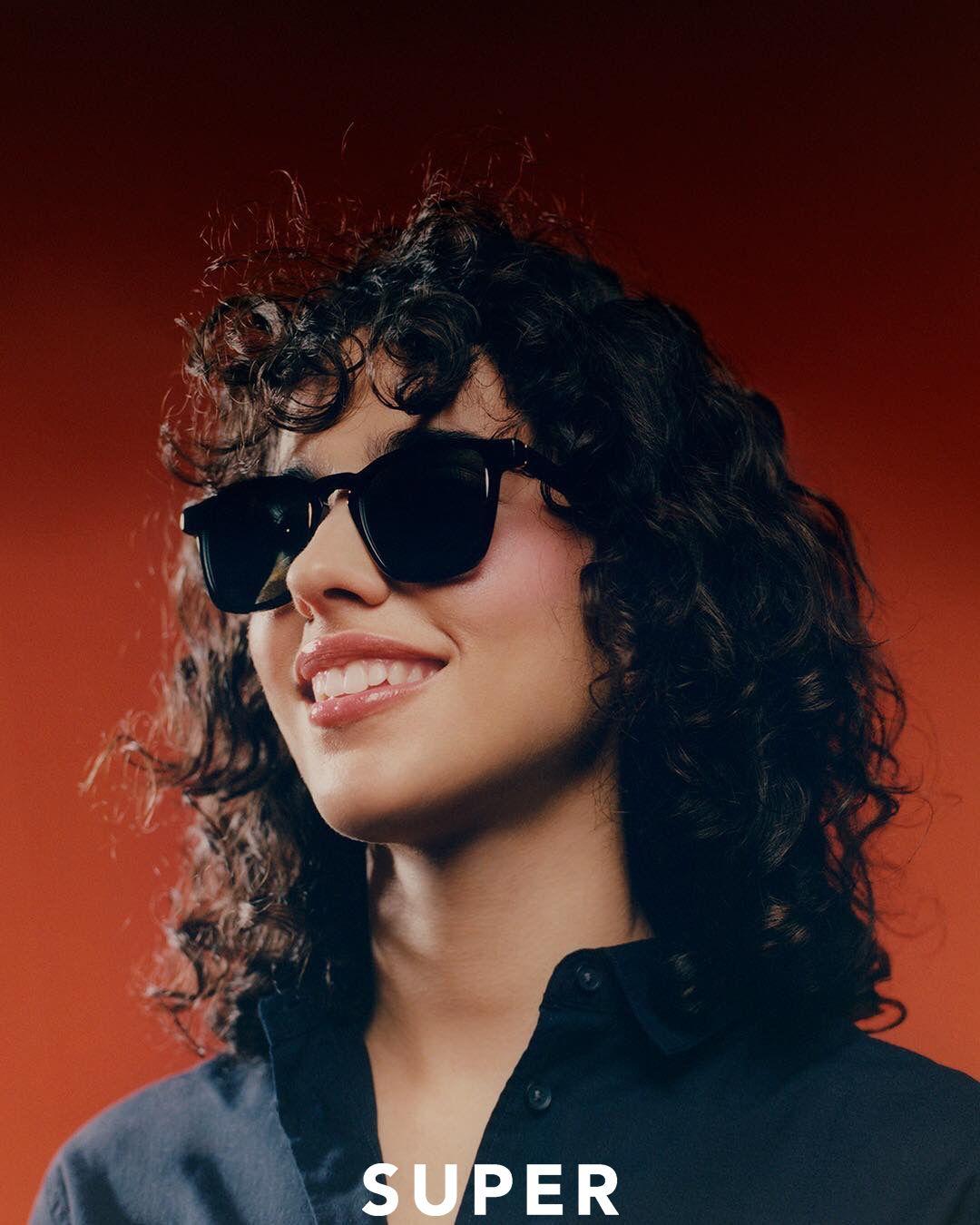 86aef2f183201 The Retro Super Future Sunglasses    Unico for woman interprets a classic  acetate design with