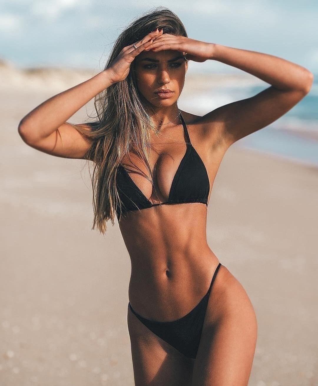 Schöne Figur Mädchen