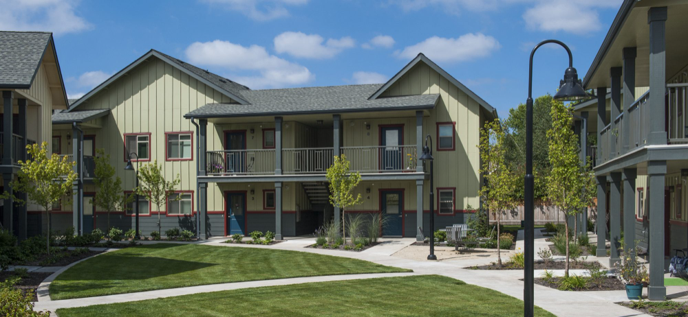 Willakenzie Crossing Pivot Architecture In 2021 Architecture Multifamily Housing Residential Building