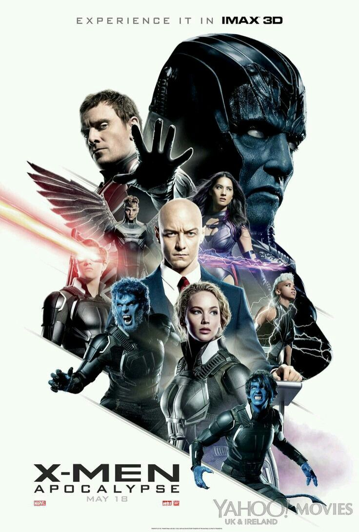 Pin Von Kirbystar 777 Auf X Men X Men Apokalypse X Men Filme