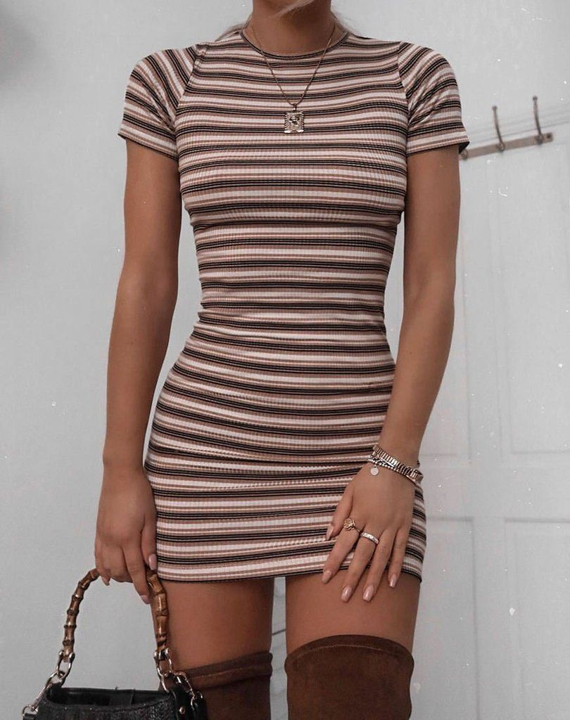 Beautyfashion Fashion Fashion Outfits Tee Dress [ 1024 x 810 Pixel ]