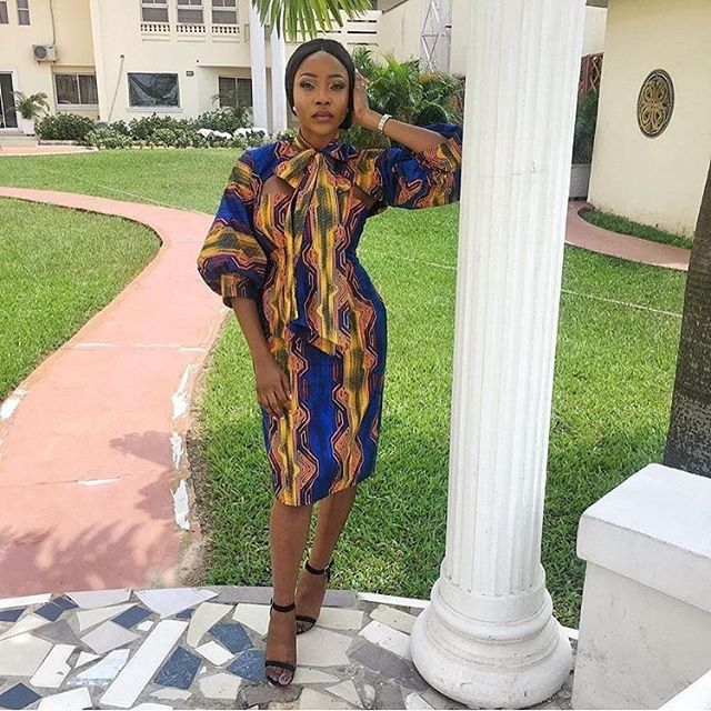 Perfect Ankara Styles For African Slay Queens Pt.1 (With