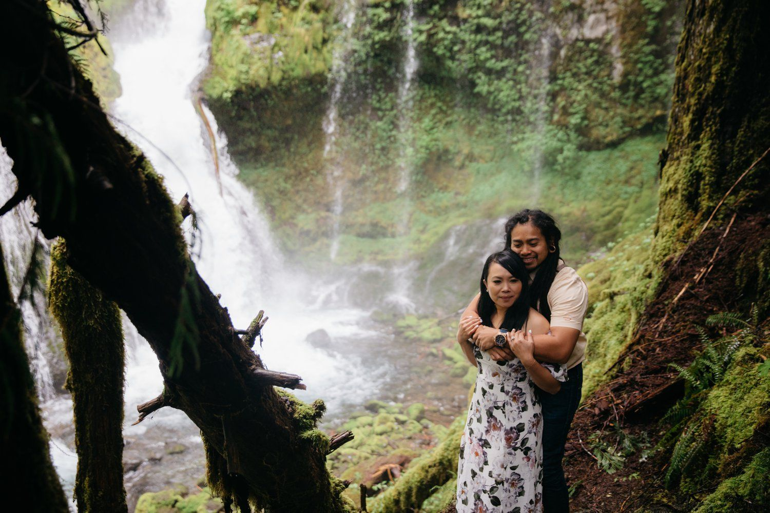 affordable wedding photographers in los angeles%0A Destination Engagement in Portland with Chan and Jam  Los Angeles Wedding  Photographer