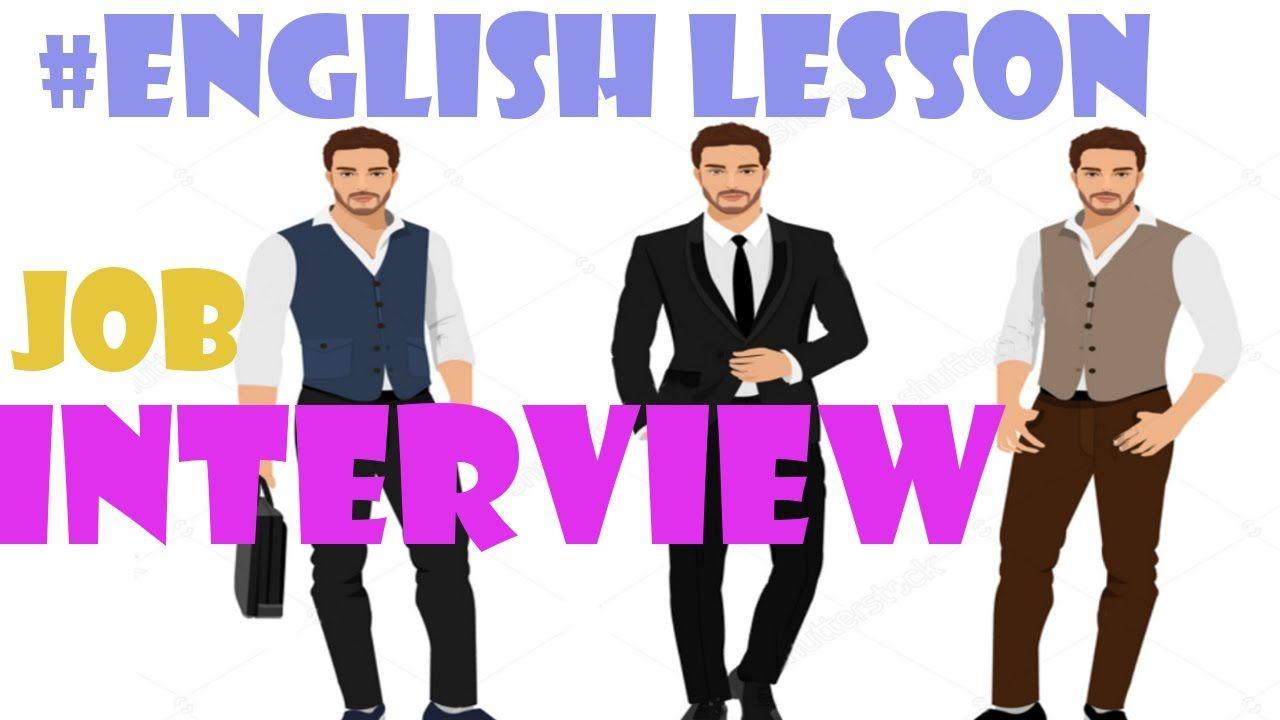 Angol lecke Felkészülés az állásinterjúra (With images