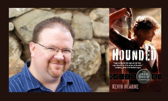 Kiss ME, I'm Irish Read-A-Long: Kevin Hearne answers your Qs!