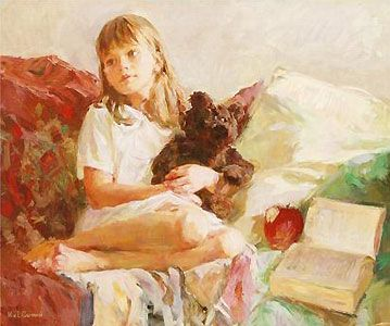 Michael and Inessa Garmash - Daydreaming with Teddy