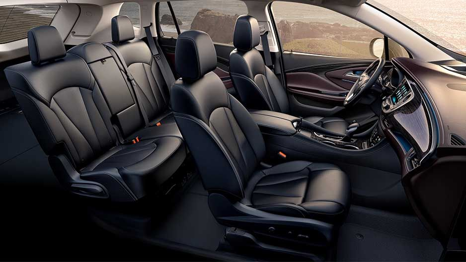 Premium Materials And Comfort Premium Materials And Soft Touch Details Elevate The Refinement Of Envision S Cabin Treat Your Buick Envision Buick Compact Suv