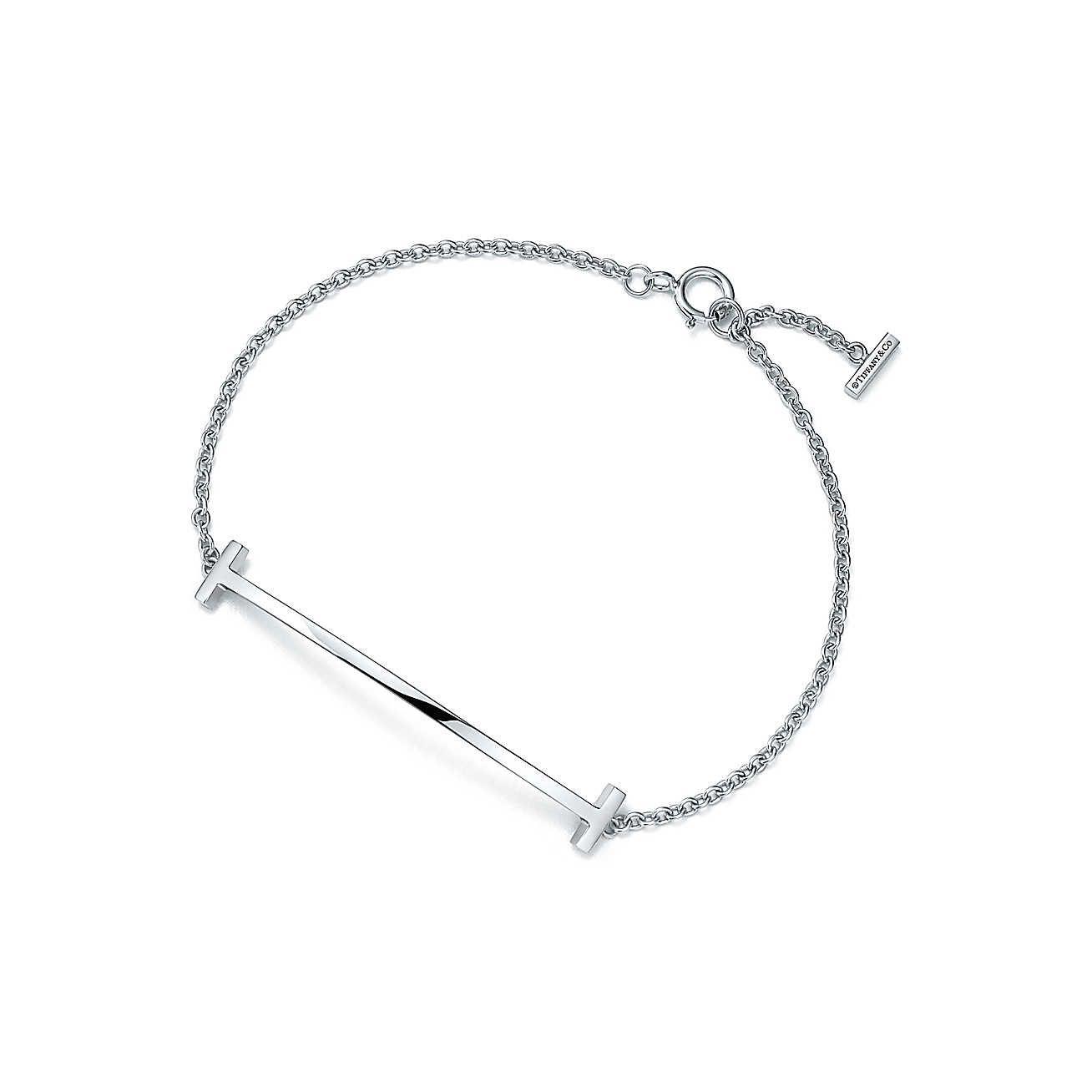 88ff345d9 Smile Bracelet | Gifts.Wishlist | Tiffany bracelets, Tiffany t, Tiffany