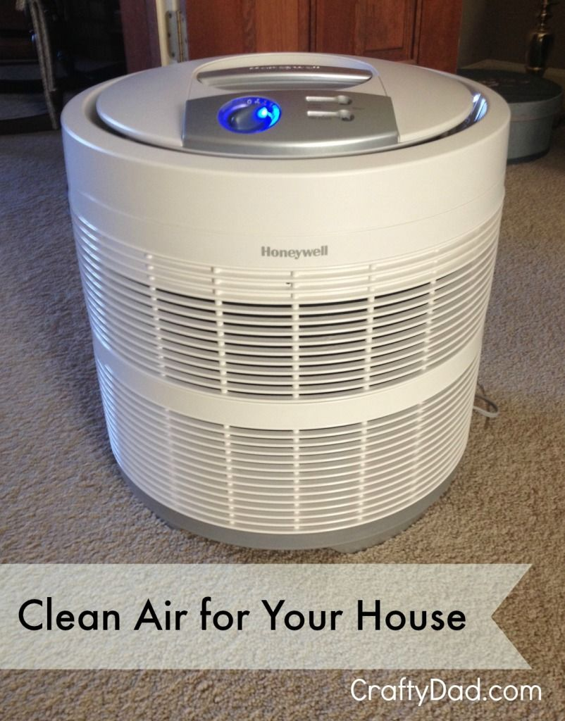 Product Review HEPA Air Purifier from Honeywell. Fresh