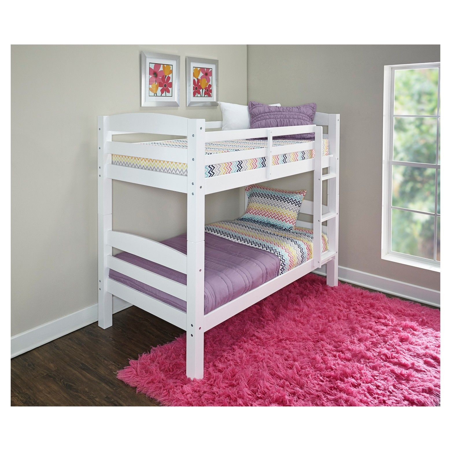 Combining Classic Style With A Sleek Modern Look, The Avery Bunk Bed Is  Made For Todayu0027s Youth. The Bunk Bed Is Made Of Pine Wood And Offers Extra  Room For ...