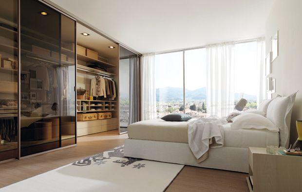La cabina armadio: 10 progetti a seconda della tua camera | Cabina ...