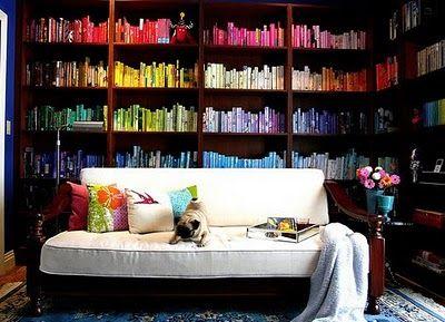 DIPSOLITTERATEN: Å bo med bøker