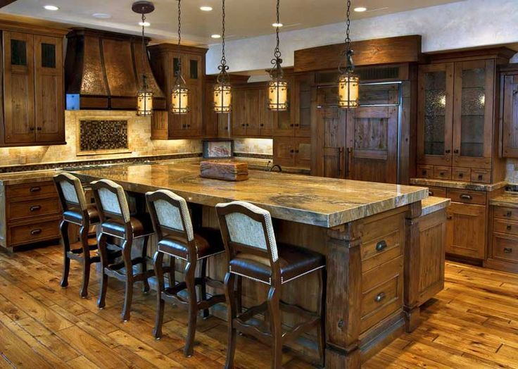 42 Rustic Kitchen Ideas And Designs Page 2 Of Insider Digest