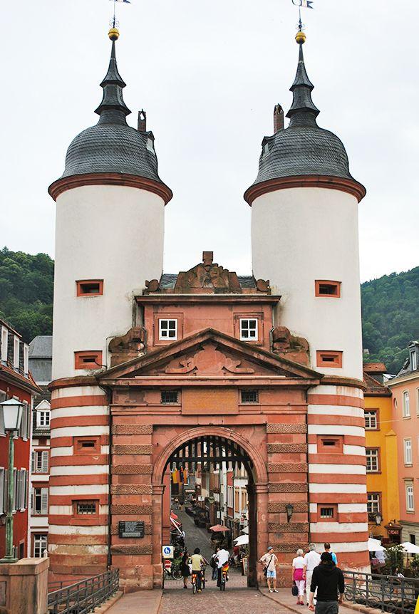 Heidelberg, Germany // WeAreAdventure.us