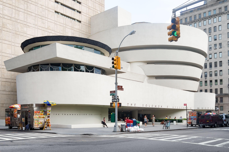 Solomon R Guggenheim Museum Build By Frank Lloyd Wright New York 3000x2000 Frank Lloyd Wright Architecture Guggenheim Museum Museum Architecture