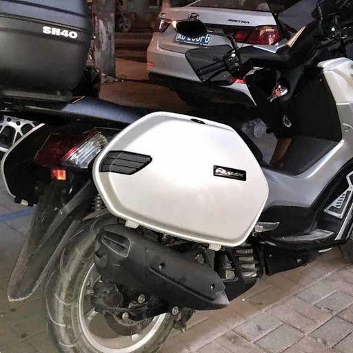 Saya Punya Motor Yamaha Nmax Thn 2019 Gambar Tersebut Bahkan Diunggah Oleh Dealer Yamaha Merpati Motor Modified Motorcycle Pa Motor Yamaha Sepeda Motor Motor