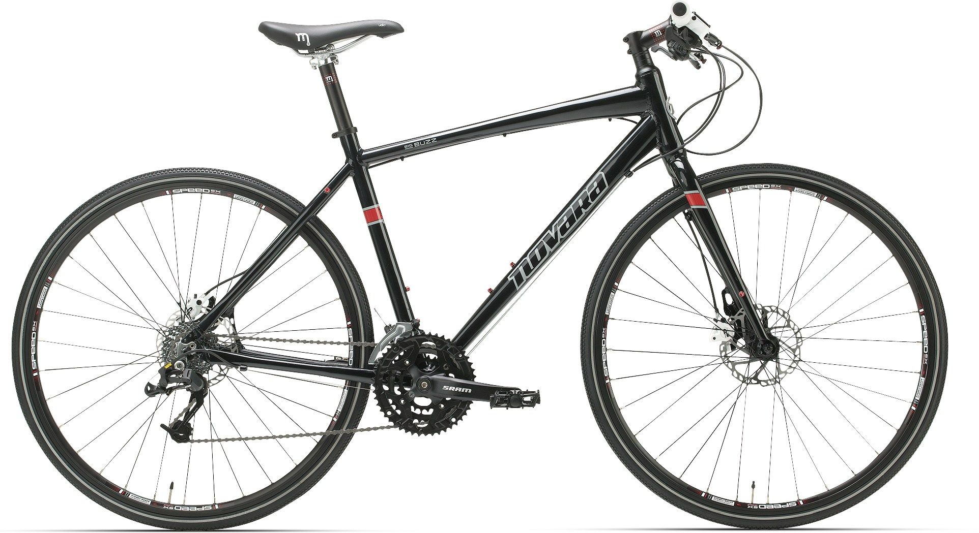 Our Versatile And Agile Novara Big Buzz Features Powerful Hydraulic Disc Brakes 27 Capable