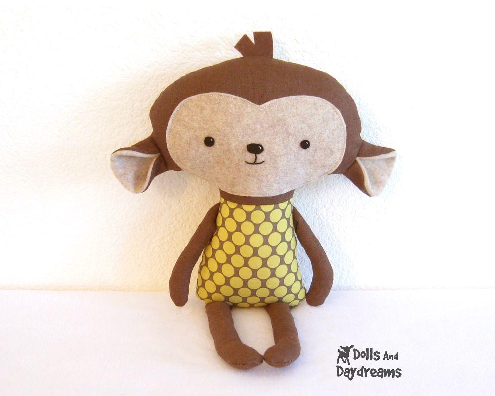 Dolly donations monkey softie stuffed toy pdf sewing pattern is dolly donations monkey softie stuffed toy pdf sewing pattern is finished jeuxipadfo Choice Image
