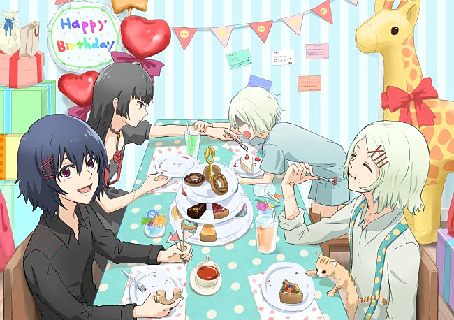 All the Suzuya ´s , Happy Birthday !!!