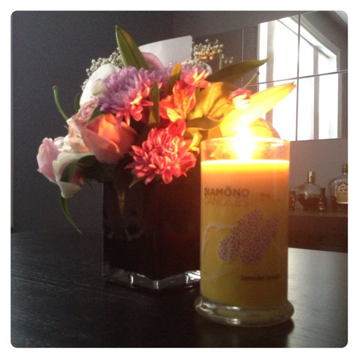 Diamond Candles - Earth Friendly, Natural Soy Candles w/  a Surprise Ring in each!!