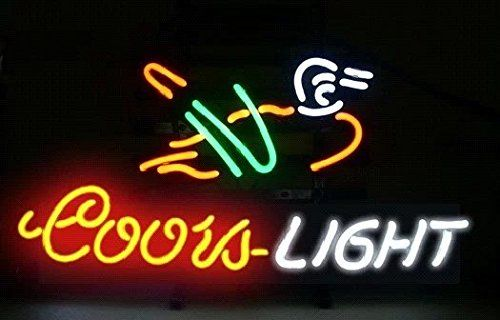 Robot Check Neon Signs Neon Light Signs Coors Light