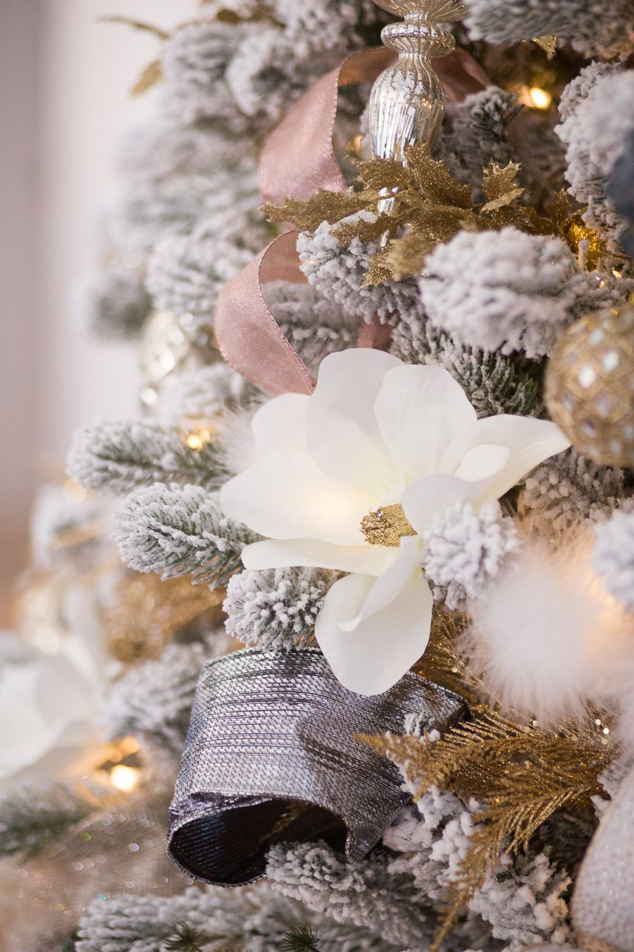easy christmas decor and gift ideas from west elm flocked