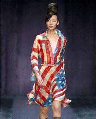 Catherine Malandrino Dresses Flag Dress Cute Dresses