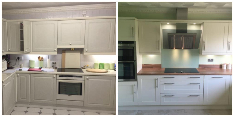 Kitchen Showroom Cambridge Replace Kitchen Doors