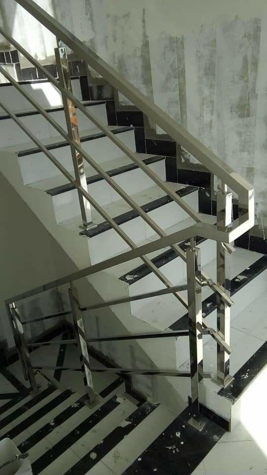 Best Idea By Kamel Bihi On Escaliers Stair Railing Design 400 x 300