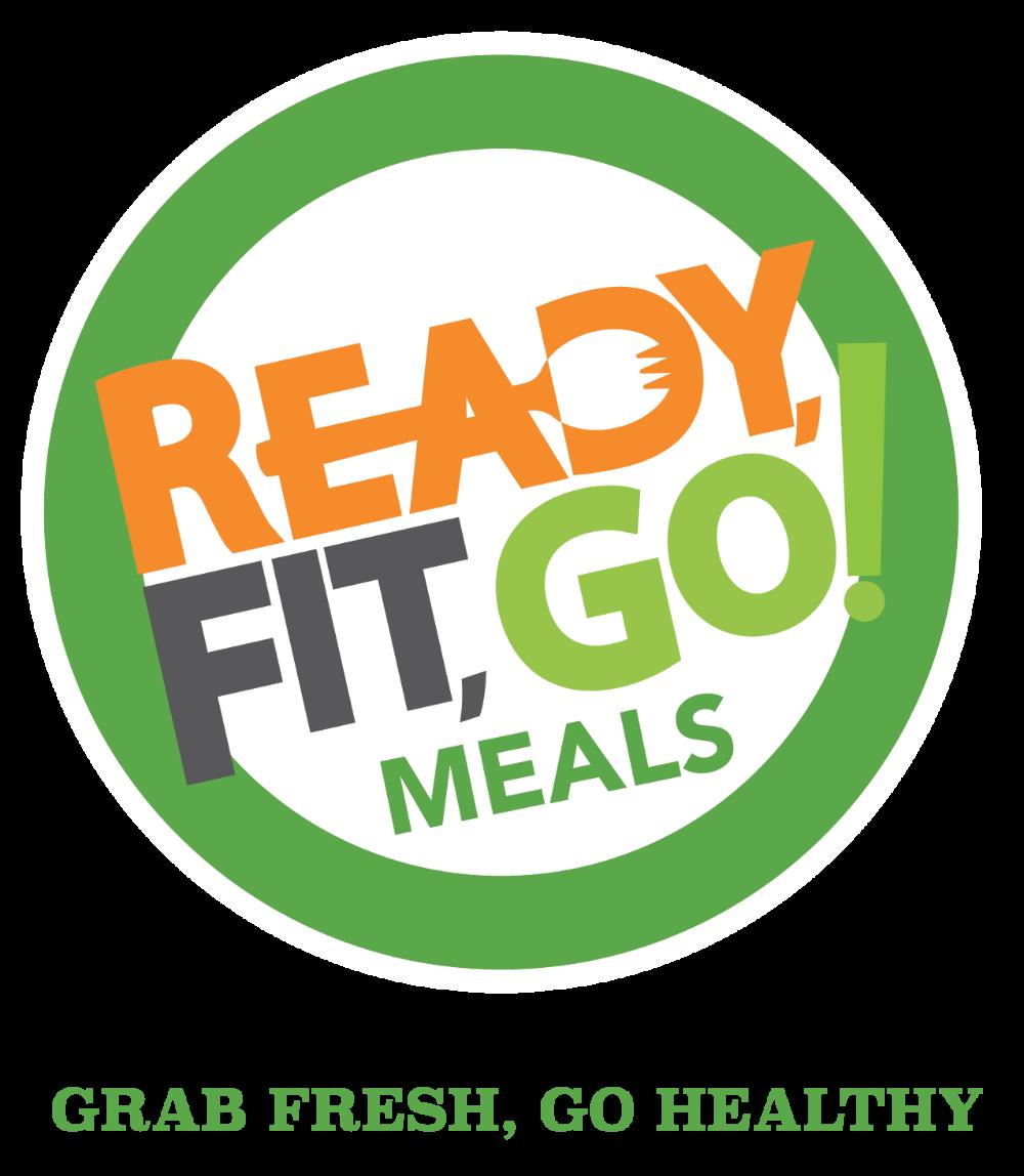 Ready Fit Go Healthy Foods Grab Fresh Go Healthy Healthy Go Logo Fresh