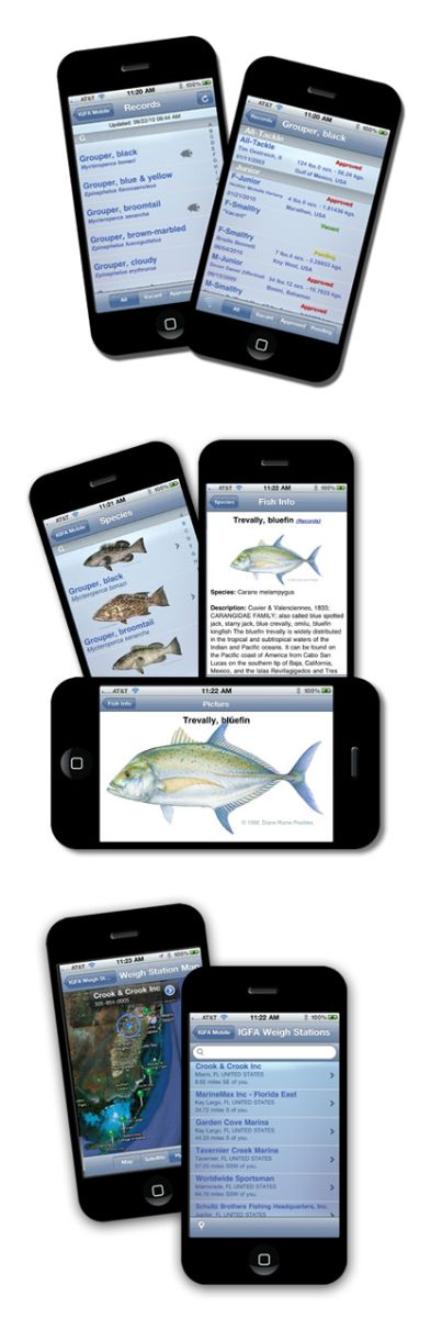 The Igfa Mobile App 1 51 For The Iphone And Ipad Provides