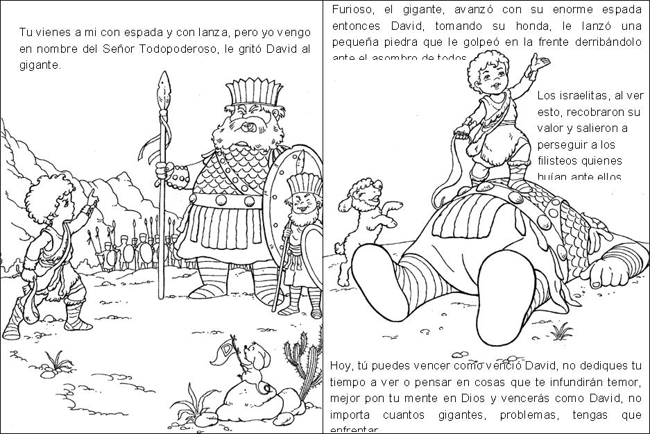 Cuentosdedoncoco Com Dios Elige A David Para Ninos David Y Goliat Historias De La Biblia Para Ninos David Biblia