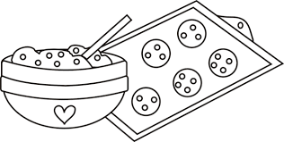 Pin By Llitastar On Dibus Comida Cookie Decorating Party Coloring Pages Cookie Dough