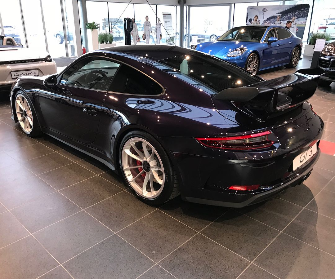 A Brand New Pts Viola Metallic 3ae 991 2 Gt3 Porsche Sports Car Porsche Cool Sports Cars