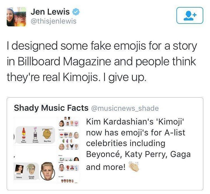 Sharing a new gram // The Taylor Kimojis are fake they were designed for a story in Billboard Magazine and are not part of the @KimojiApp #taylorswiftupdates - - - #taylorswift #taylor #swift #swifties #swiftie#1989#shakeitoff#1989worldtour#the1989worldtour @taylorswift @taylornation by official.taylor.swift