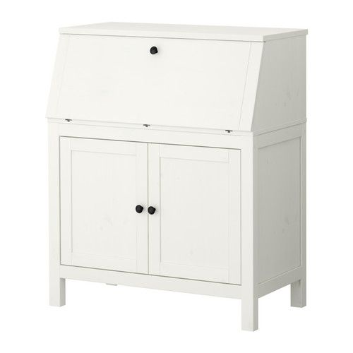 Ikea Hemnes writing table/cabinet