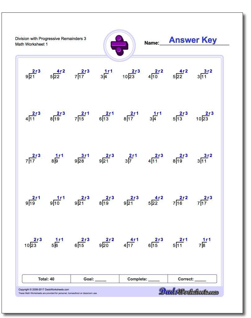 Pin On Division Worksheets Math worksheets for division