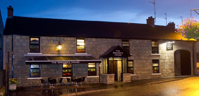 The Brewers House Donaghmore Brewery Pub Donaghmore Country