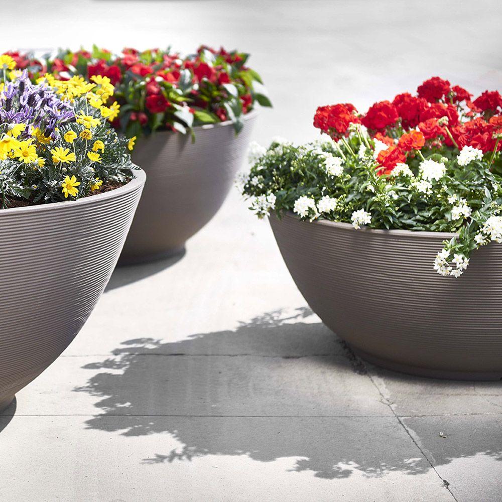 Vasi Interno Grandi Dimensioni vaso arena | teraplast (con immagini) | vasi da giardino