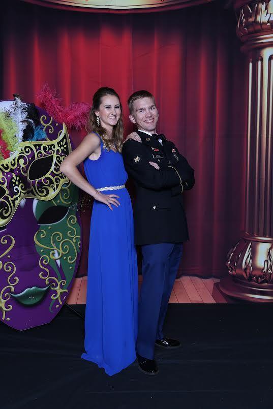 Military Ball Fashion