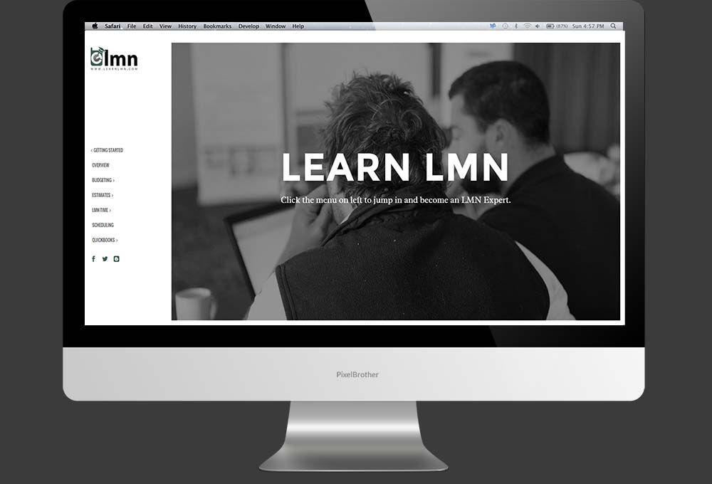LMN Home - LMN - Landscape Management Network   maintenance