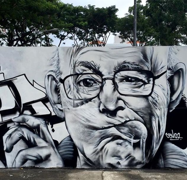 by Ceno in Singapore, 2016 (LP)