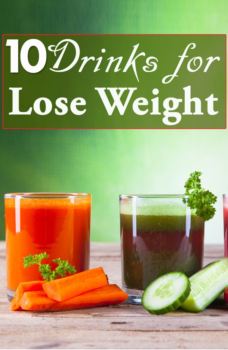 What is good to drink to lose belly fat