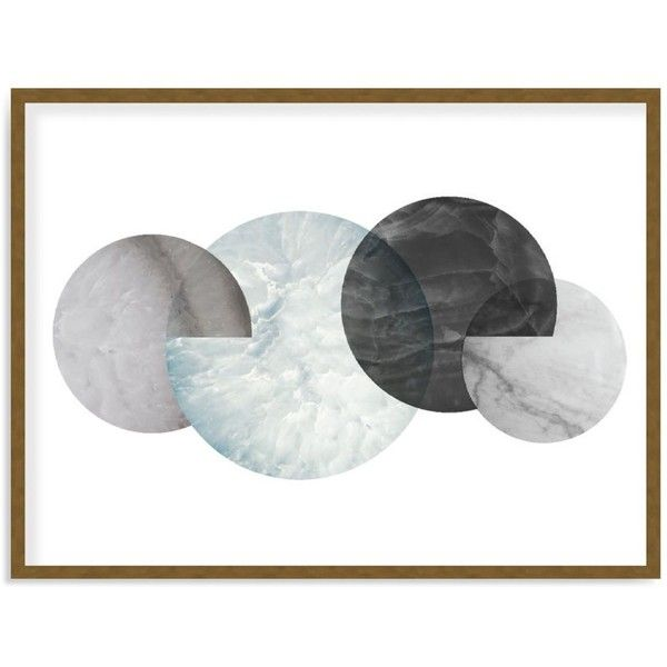 Art Addiction Inc Marble Moons Wall Art - 100 Exclusive ($898