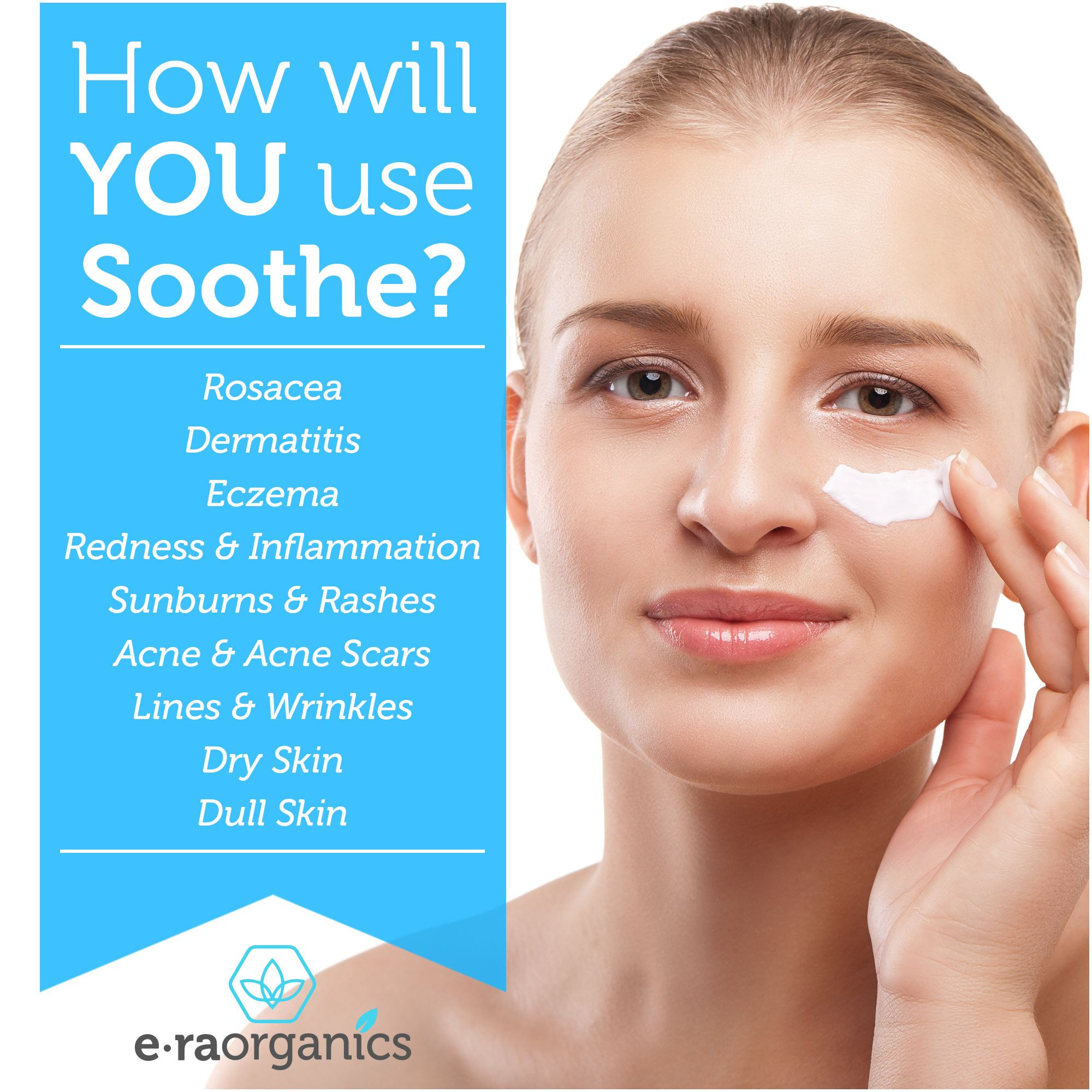 How Can You Use Soothe In 2020 Rosacea Redness Organic Skin Care Routine Rosacea Skin Care