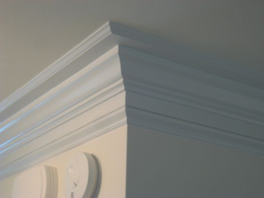 better ceiling decoration with molding georgian | Crown molding on concrete ceiling-plaster- | Crown molding ...