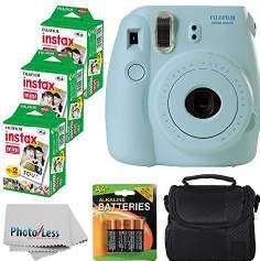 Vintage Polaroid Camera Fujifilm Polaroid Camera Polaroid Camera