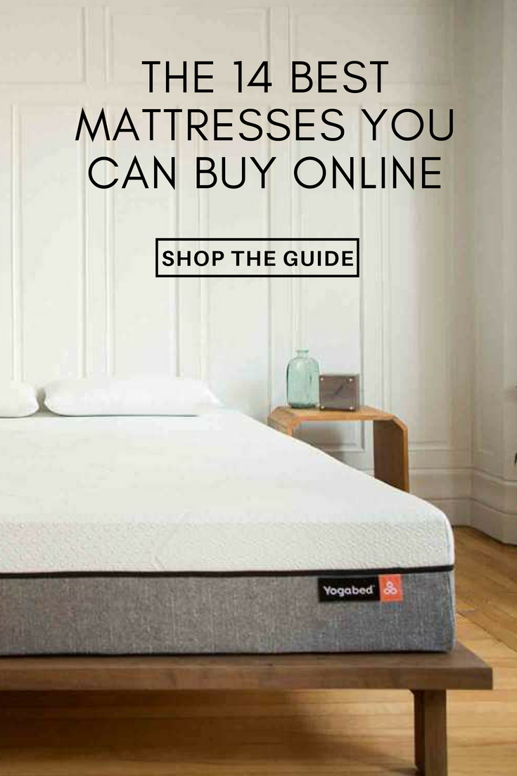 The Best Mattresses You Can Buy Online, As Tested by